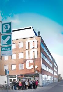 Inkubator MINC oraz uczestnicy polskiej delegacji - serwis laptopów katowice,